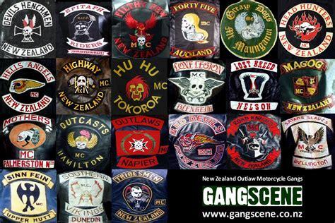 Motorcycle Club Vests Past