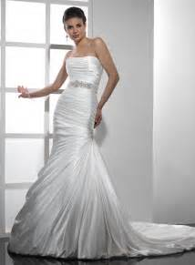 strapless a line wedding dresses 7 chic strapless wedding dresses for your wedding day wedwebtalks