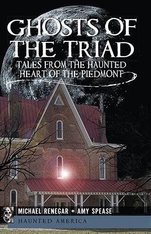ghosts   triad tales   haunted heart