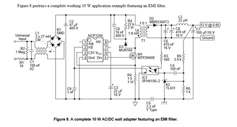 Common Mode Choke Selection For Smps Power Supply
