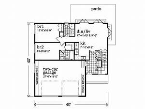 59 best images about floor plans on pinterest house for Open floor plan garage apartment