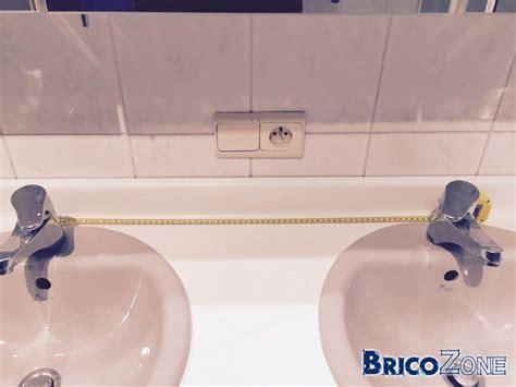 remplacement de prises par prise ip44 dans une salle de bain