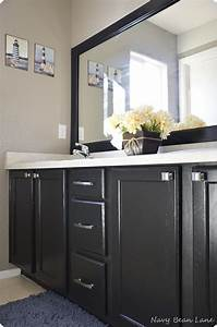 pin by leah fanning on home is where the heart is pinterest With semi gloss or satin for bathroom