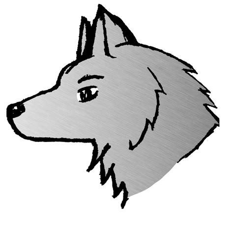 cool easy wolf drawings
