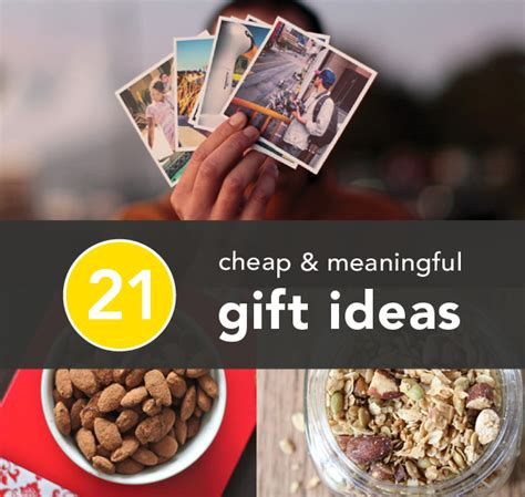 christmas gifts on a budget that are big hearted greatist