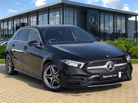 Where buckinghamshire, uk price £35,980 on sale now engine 4 cyls in line, 1332cc, turbocharged totally incorrect. 2020 Mercedes-Benz A-Class A200 AMG Line Executive 5dr Cars For Sale | Honest John