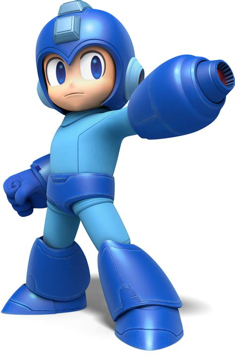 Mega Man By Mintenndo On Deviantart