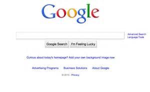 Google Pulls Homepage Background Image Showcase Early