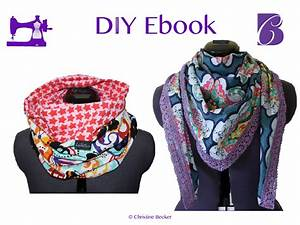 Diy Ebook Pdf Tutorial Infinity Scarf Looptriangle Scarf
