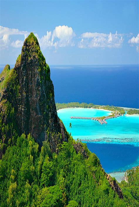 Bora Bora Tahiti French Polynesia © G Le Bacon Places