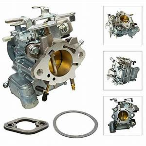 Superfastracing Carburetor W  Choke Thermostat For Chevy