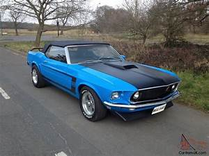 FORD MUSTANG CONVERTIBLE 302 1969 AUTOMATIC