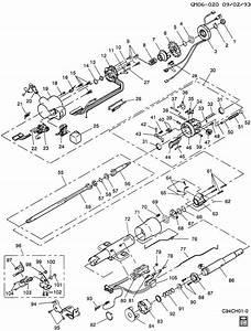 Help Identifying 1994 Bonneville Steering Column Part