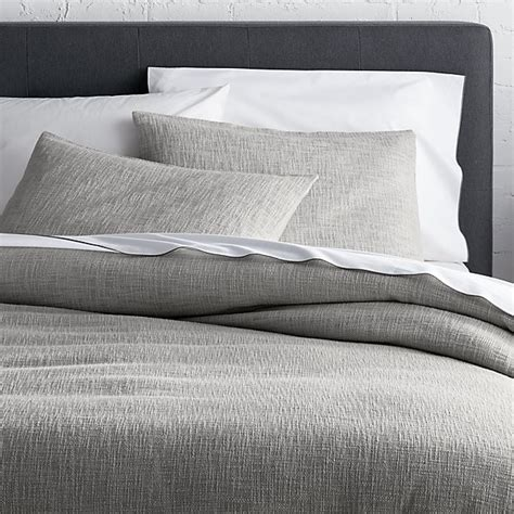 what size is a duvet insert lindstrom grey duvet cover crate and barrel