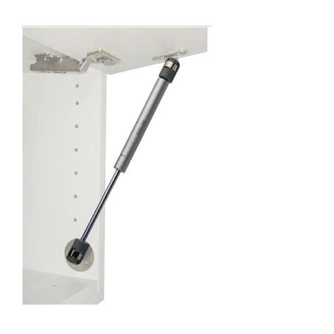 meuble haut cuisine avec porte coulissante vérin pneumatique pour porte relevante de meuble de cuisine