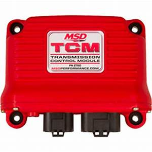Msd 2760 Atomic Transmission Controller  Stand Alone