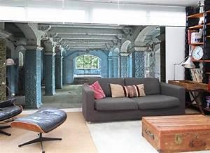Papier Peint Trompe L4oeil : les papiers peints trompe l 39 oeil de ohmywall joli place ~ Premium-room.com Idées de Décoration