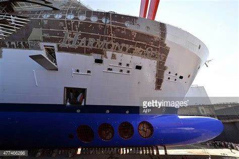 Harmony Of The Seas Bow Thrusters | Mega Cruise Ships -Pinterest | Pinterest | Bows Of The Seas ...