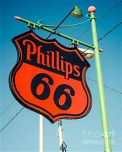 Phillips 66 Signs and Neon signs on Pinterest