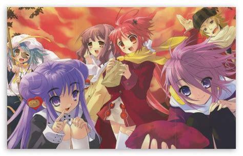 Anime Characters 4k Hd Desktop Wallpaper For 4k Ultra Hd