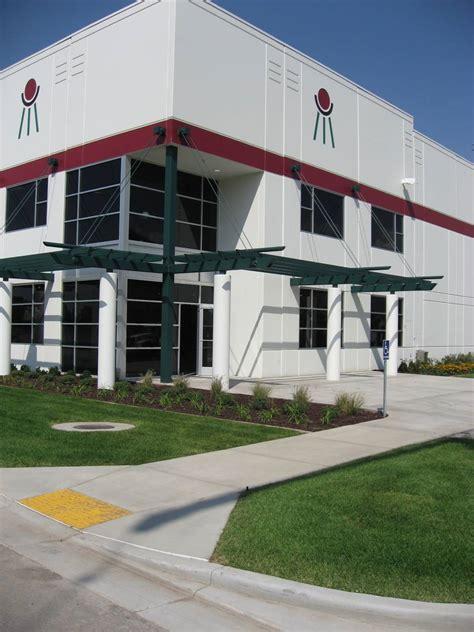 Barnes Aerospace Ogden by Barnes Aerospace Big D Construction