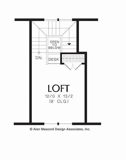 Plan Floor Abbeville Upper Plans Mascord Formate