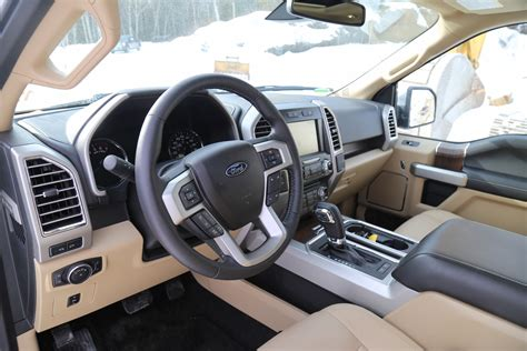 2015 ford f 150 interior review 2015 ford f 150 drive canadian auto review