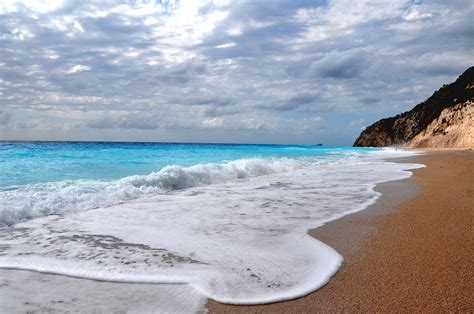 a guide to greece s beaches sandy and pebbly