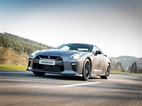 2017 Nissan Gt-r Road Test And Review