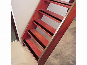 Antidérapant Escalier Bois : bande antid rapante escalier ~ Dallasstarsshop.com Idées de Décoration