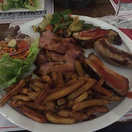 henri cuisine restaurant rotisserie henri iv dans ay avec cuisine