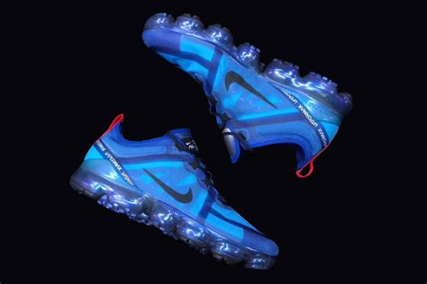 translucent sole running shoes air vapormax