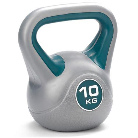 kettlebell 10kg vinyl york kg dkn kettlebells kettle bell fitness sweatband weight market shopods enregistree depuis