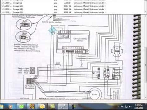 Max Therm Wiring Diagram Pool Spa Youtube