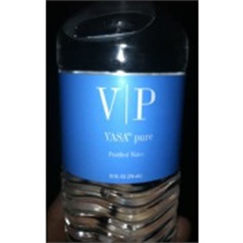 vasa water vasa water purified calories nutrition analysis