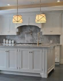 marble topped kitchen island kitchen with gray marble backsplash transitional kitchen