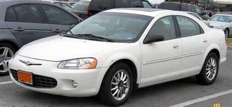 2004 chrysler jr sebring stratus sedan and convertible service repa