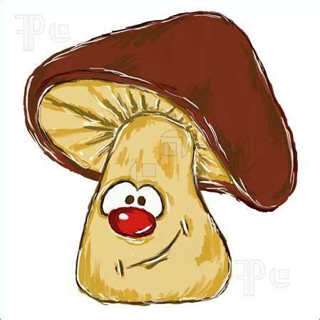 cartoon mushroom ideas  pinterest
