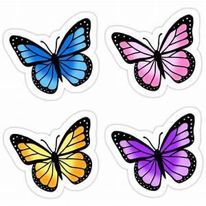 Pin, Auf, Schmetterlinge