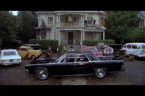 Animal House 1964 Lincoln Continental Deathmobile