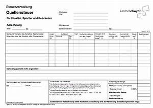 Goä Abrechnung Beispiel : quellensteuer abrechnung f r musiker bands in der schweiz ~ Themetempest.com Abrechnung