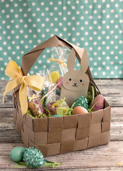 cute diy easter basket ideas  kids  love