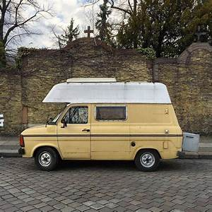 Ford Transit Mk2 Custom Hightop Camper Van        Ford