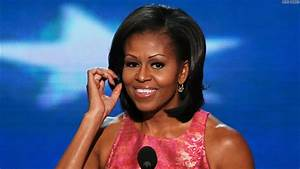 'AMAZING': Celebs tweet love for first lady's speech ...