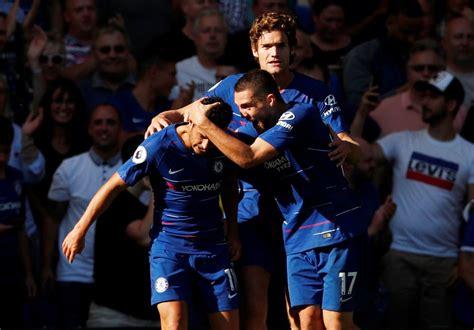 Chelsea star reveal which Premier League legend he still ...