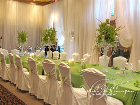 draping flowers for weddings draping wedding decor toronto a clingen wedding