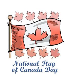 national flag canada day calendar history tweets facts