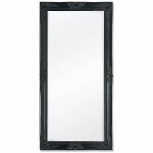 Miroir Baroque Noir : acheter vidaxl miroir mural style baroque 120 x 60 cm noir pas cher ~ Teatrodelosmanantiales.com Idées de Décoration