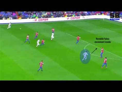 ronaldo  ball movement hes   youtube