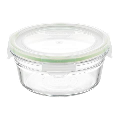 id馥s cuisine set of glasslock food containers with lids the container store